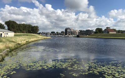 Katwijk Bubble Barrier location Rhine-Northsea
