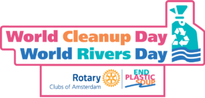 Logo EPS World clean up day and world rivers day