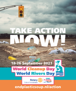 World cleanup day-world rivers day