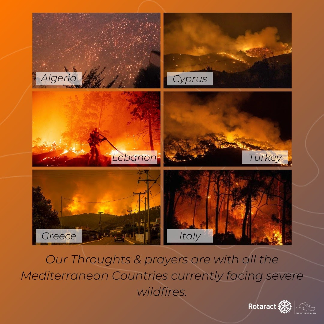 MDIOS Wild fires