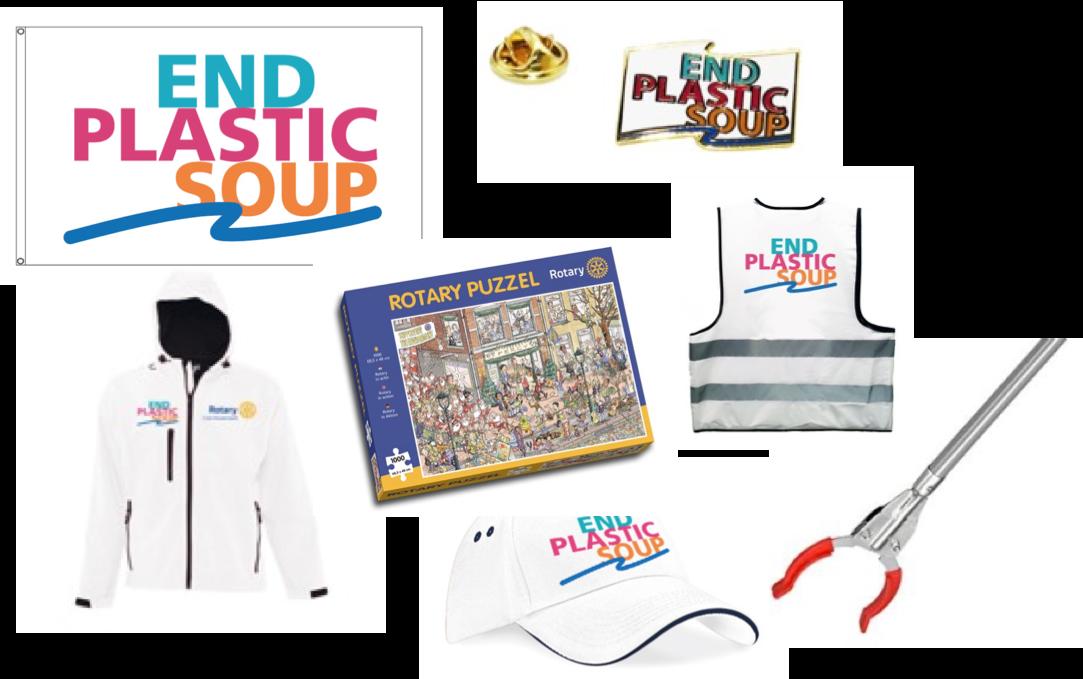 Merchandise EndPlasticSoup
